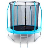 Батут Fitness Gravity 8FT (Blue)