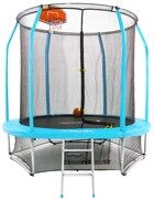 Батут Fitness Gravity Basketball 8FT (Blue)