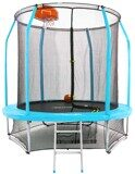 Батут Fitness Gravity Basketball 10FT (Blue)